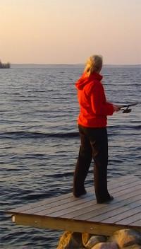 Anglerparadies in Südschweden