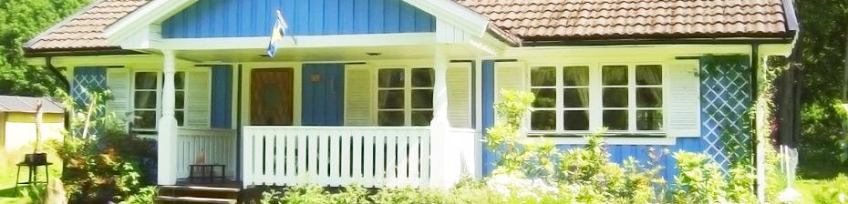Ferienhaus in Schweden - Erholung auf Bolmsö