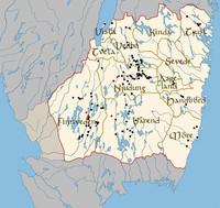 Småland - 'kleine Länder'